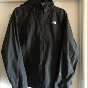 North Face Waterproof Shell